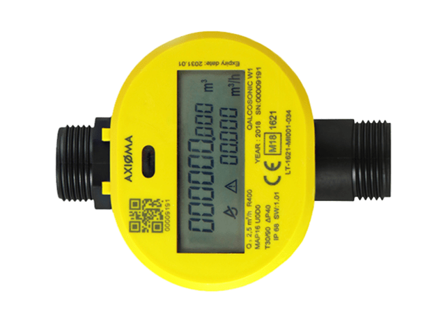 Qalcosonic W1 Smart Water Meter