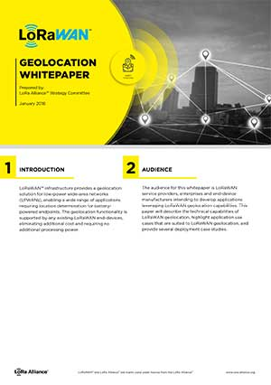 Geolocation Whitepaper Cover