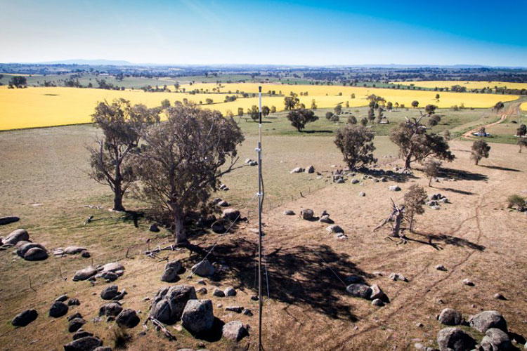 Rural IoT Network with Goanna Ag