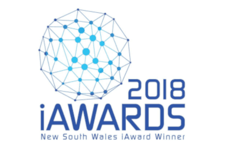New South Wales iAward Winner