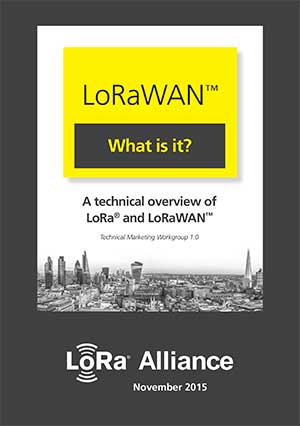 What Is Lorawan Cover